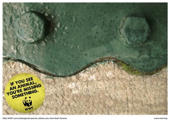 wwf part8 13 Природа нуждается в рекламе. Сопереживание