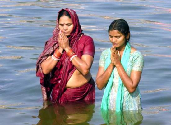 Ganga 550x403 50 фактов об Индии