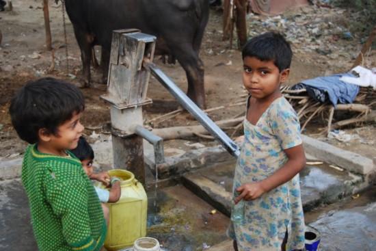 India water 630x421 550x367 50 фактов об Индии
