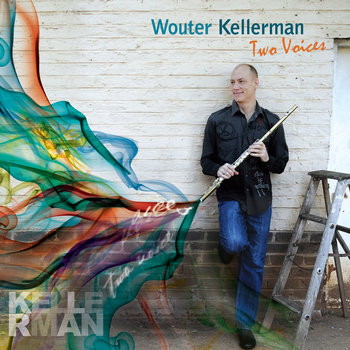Wouter Kellerman Two Voices CD cover Вотер Келлерман и его музыка