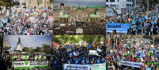 collage 2 550x244 Мобилизация по вопросу изменения климата