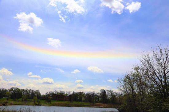 e69dbfb9 550x366 Горизонтальная радуга