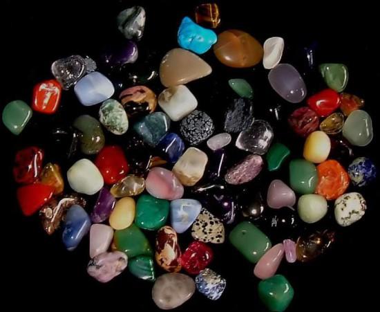 mineraly2 550x451 Лечебные и магические свойства минералов. Часть 11