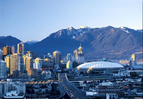 248482 vankuver  zima  sneg  doma 2108x1471 www.GdeFon.ru  550x383 Ванкувер