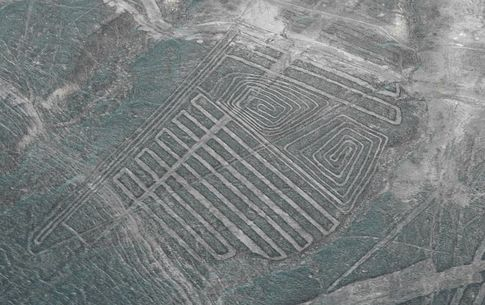 alien021510 Перуанская пустыня Наска и ее таинственные линии