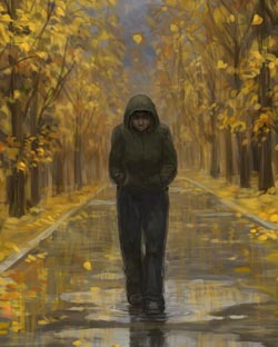 autumn depression Депрессия и питание