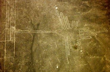full Перуанская пустыня Наска и ее таинственные линии