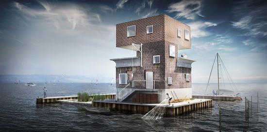 8469186c8381a50de7005cbeb64b9c6b 550x273 Экологически чистый отель у берегов Польши