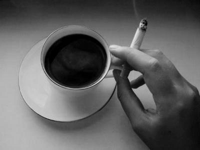 3735 Странная парочка: кофе и сигареты