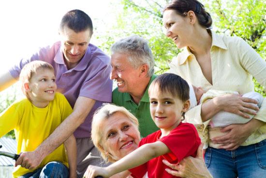 1317121296 semya 550x368 Семейные отношения