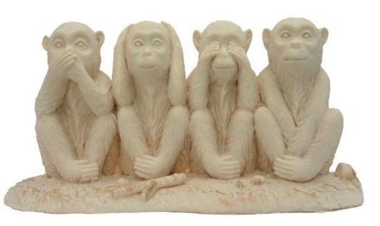 507120 original 550x328 Четыре обезьяны