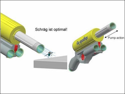 fly goodbye 2 Швейцарские креативные изобретения