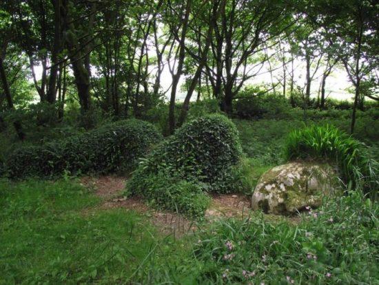 11 550x413 Затерянные сады Великобритании. Современность