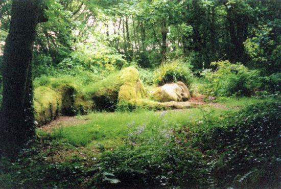 13 550x370 Затерянные сады Великобритании. История