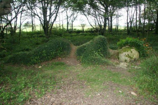 8 550x367 Затерянные сады Великобритании. История