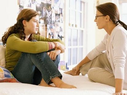 podros rod Дочки матери в подростковом периоде