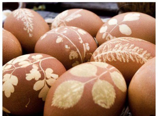 ed7950507627ddbfd0caa218a26cd7c5 1 550x405 Пасха и варианты пасхального украшения яиц