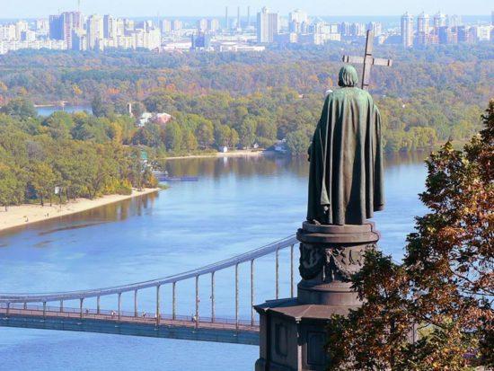 kiev 550x413 Украина  Родина. Самое самое в Киеве