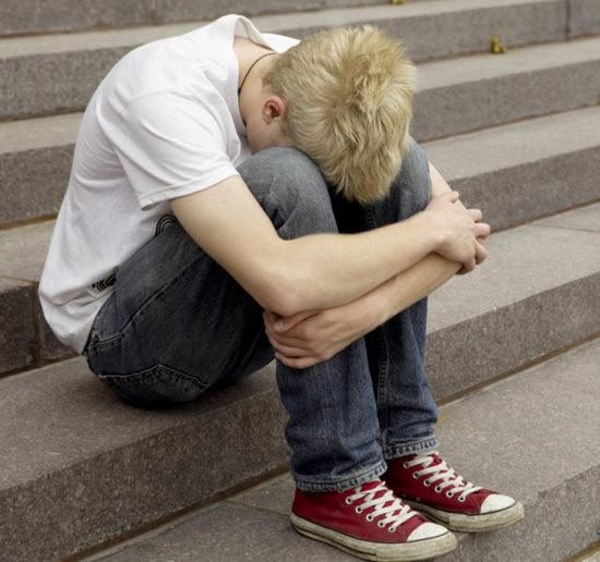 podrostok01 b 550x516 Заниженная самооценка у подростков и методы ее преодоления