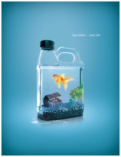 save water 3 by serso 0 424x550 Экологическая реклама   берегите воду, берегите жизнь!