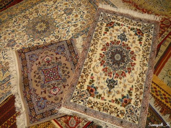 iranskie kovry isfahan 550x413 Иран   страна ариев