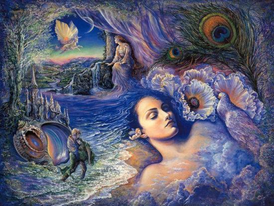 448c538651b88d139a848b37ec9d31a3 550x413 Интересное о сне и сновидениях