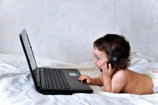 ecde539f35a47d8459d0f54e0650ac7b 550x365 Дети, телефон, интернет