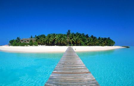 ostrova3 Самые романтические острова в мире