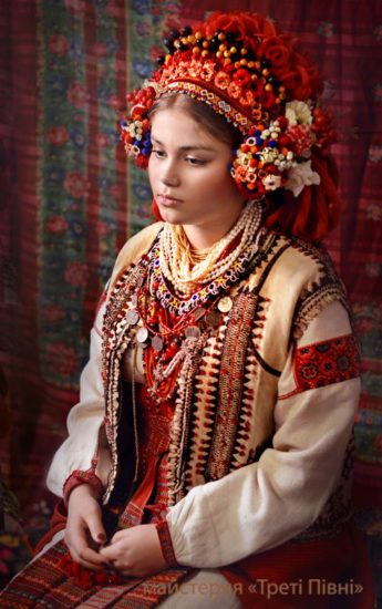 10432472 1559066577639371 2834975756459948821 n 345x550 Национальная одежда украинцев. Часть 1