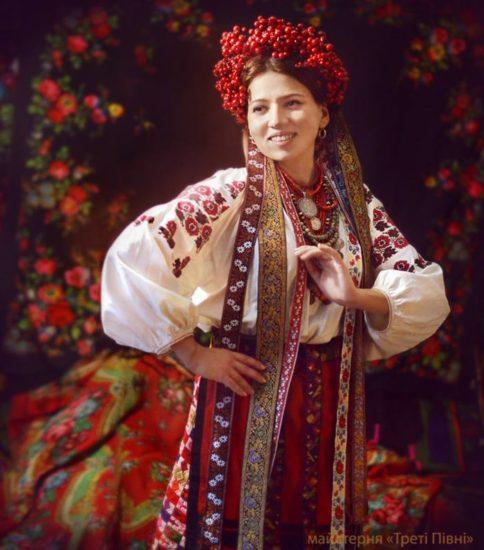 10857777 1553108124901883 3857761304501701712 n 484x550 Национальная одежда украинцев. Часть 2