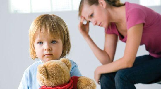 5 oshibok 550x306 Родительские фразы, опасные для детей