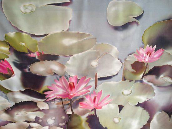 batikV 3 550x413 Выставка батика