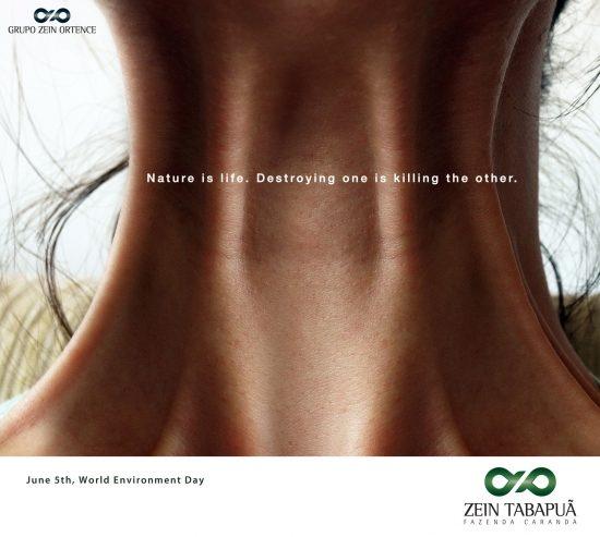 01   eco ads print 550x493 Экореклама природа живая