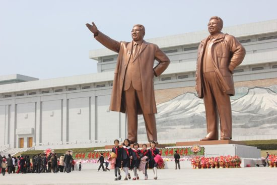 156052 900 550x367 Несколько зарисовок на тему Северной Кореи