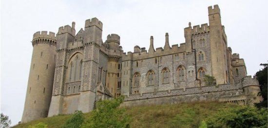 arundel 550x264 Настоящие замки Британии