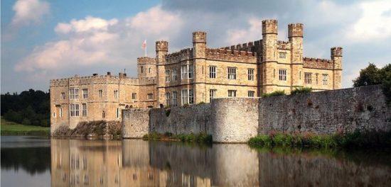leeds 550x264 Настоящие замки Британии
