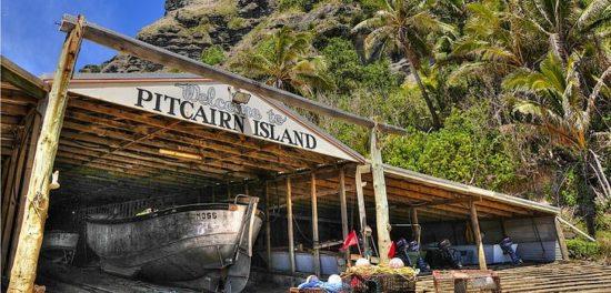 pitcairn island 46234451 550x264 Невероятный остров Питкэрн