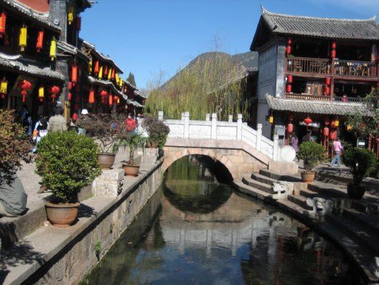 111 550x413 Чем уникален китайский город Лицзян?