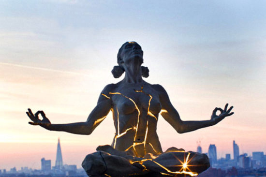 1 550x366 Медитация на сердце