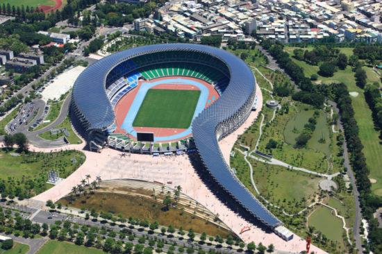 Kaohsiung World Games StadiumZuoying District 800x533 550x366 Тайвань во всей своей красе. Часть 2