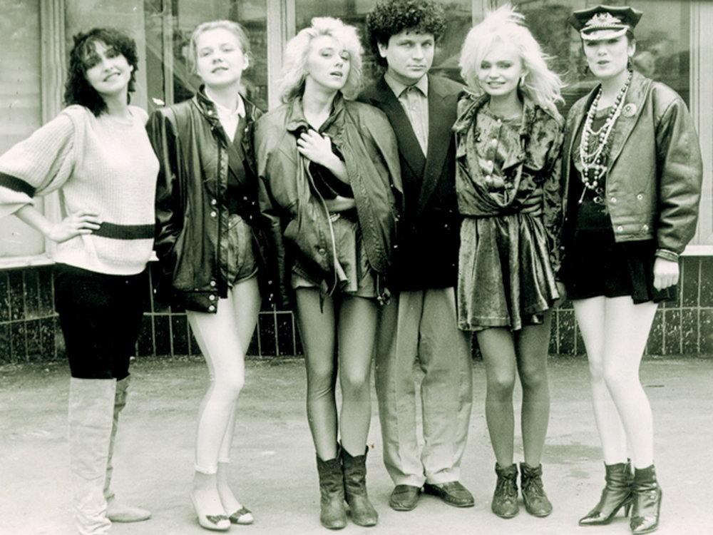 Уличная мода эпохи винила 70-е, street style, мода